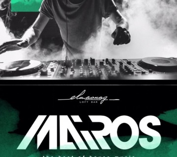 DJ MAIROS  The best of HOUSE music